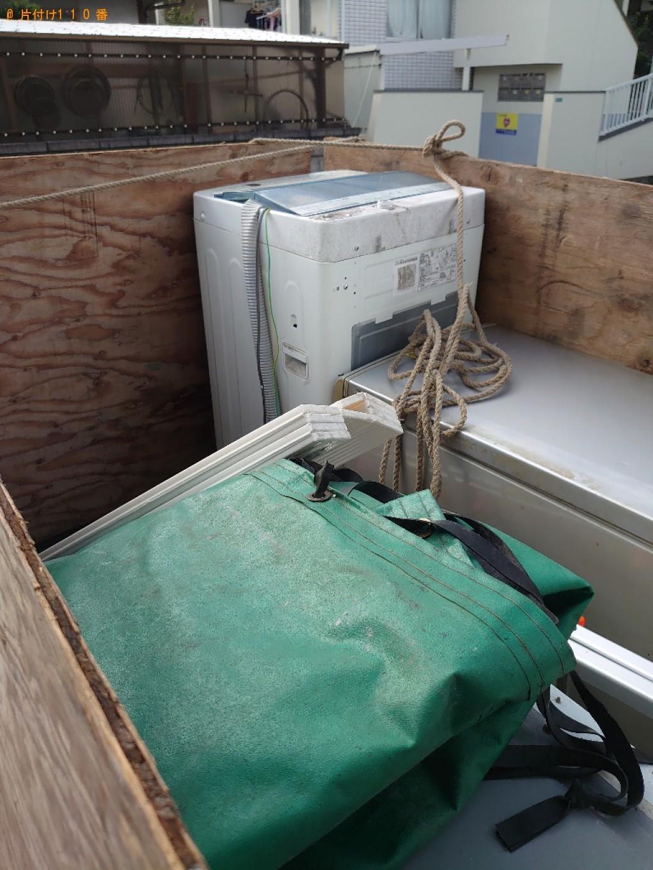 【松山市】洗濯機の回収・処分ご依頼 お客様の声