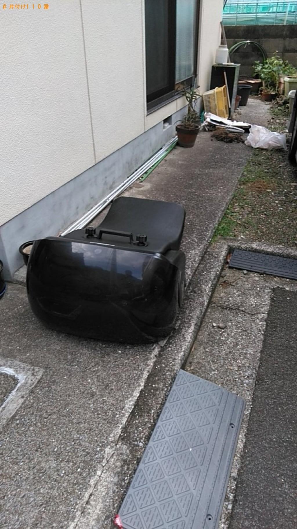 【宇和島市】マッサージチェアの回収・処分ご依頼 お客様の声