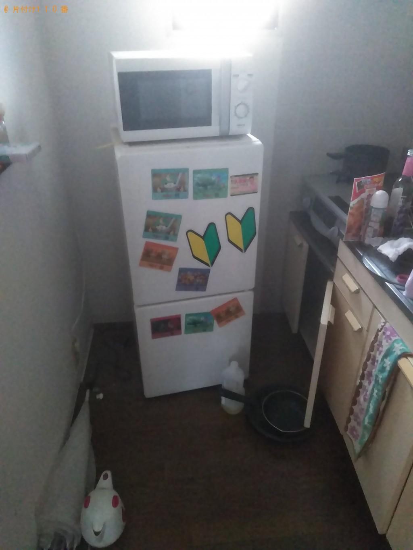 【松山市清水町】冷蔵庫、洗濯機、電子レンジ等の回収・処分ご依頼