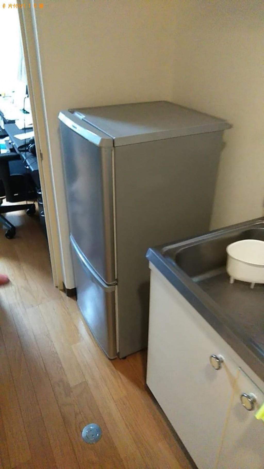 【松山市鷹子町】冷蔵庫の回収・処分ご依頼 お客様の声