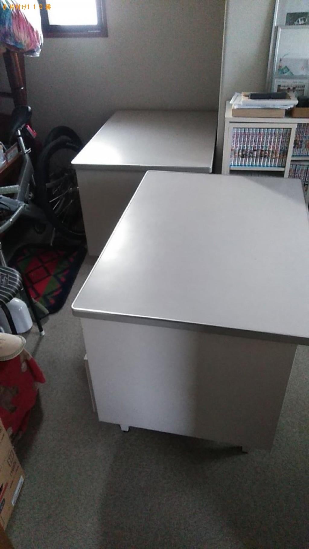 【松山市】学習机の回収・処分ご依頼 お客様の声