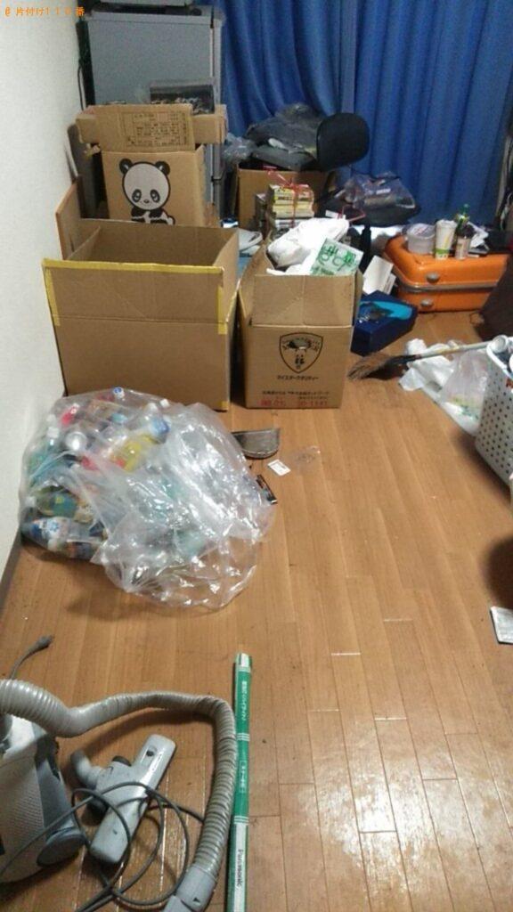【東村山市】分別していない一般ごみの回収・処分ご依頼 お客様の声