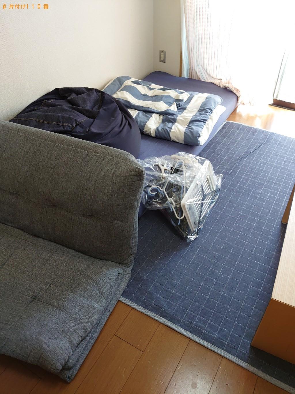 【松山市清水町】冷蔵庫、洗濯機、テレビ、電子レンジ等の回収・処分