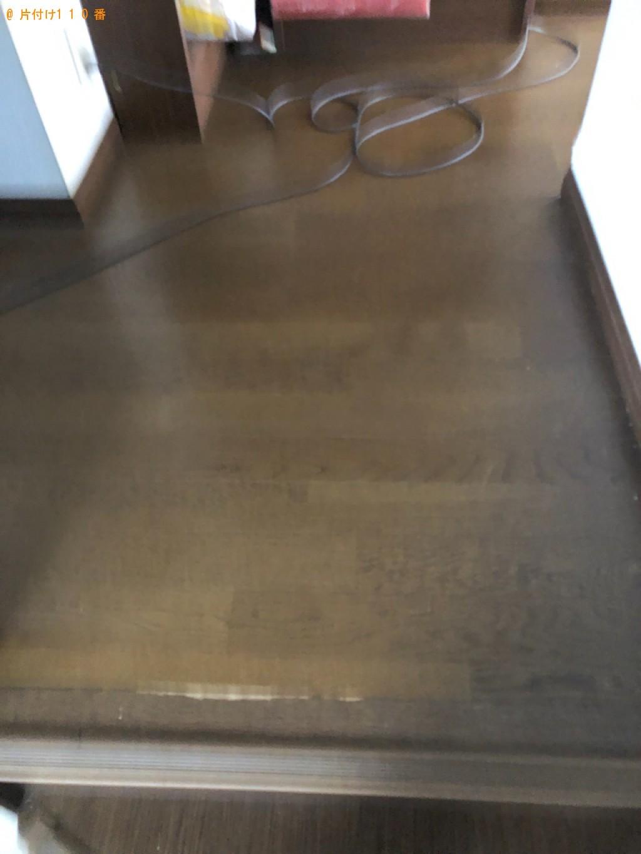 【松山市】本棚、一般ごみの回収・処分ご依頼 お客様の声