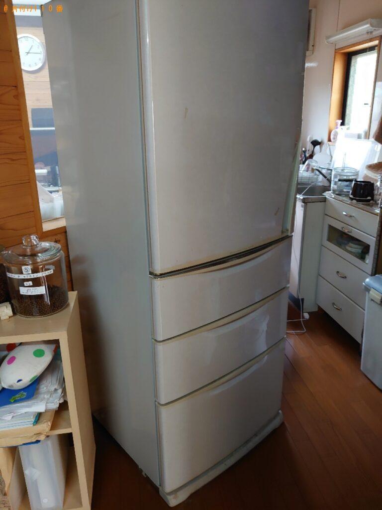 【今治市】冷蔵庫、かご等の回収・処分ご依頼 お客様の声
