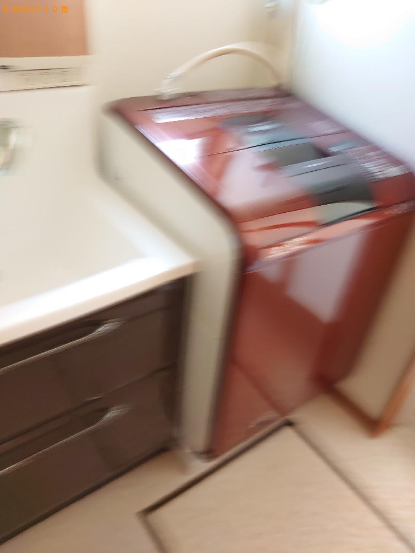 【松山市】洗濯機の裏の掃除の手伝いご依頼 お客様の声