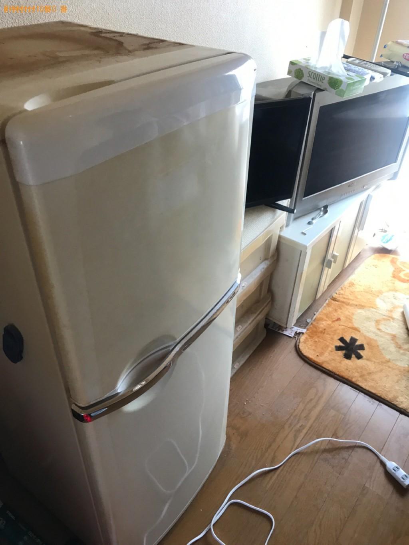 【松山市】冷蔵庫、テレビ、洗濯機、ローテーブル等の回収・処分