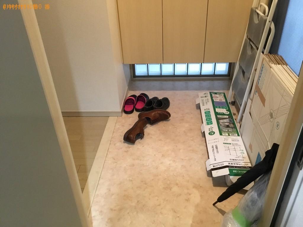 【松山市】冷蔵庫の回収・処分ご依頼 お客様の声